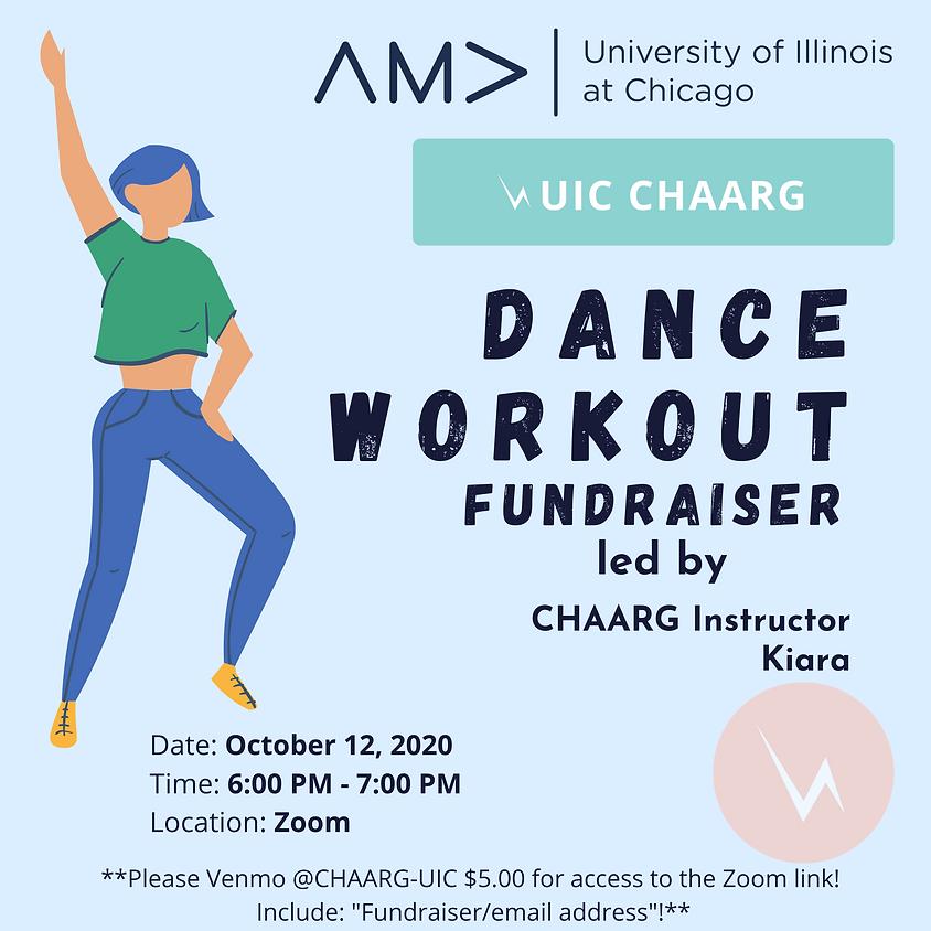 Chaarg Fundraiser Workout