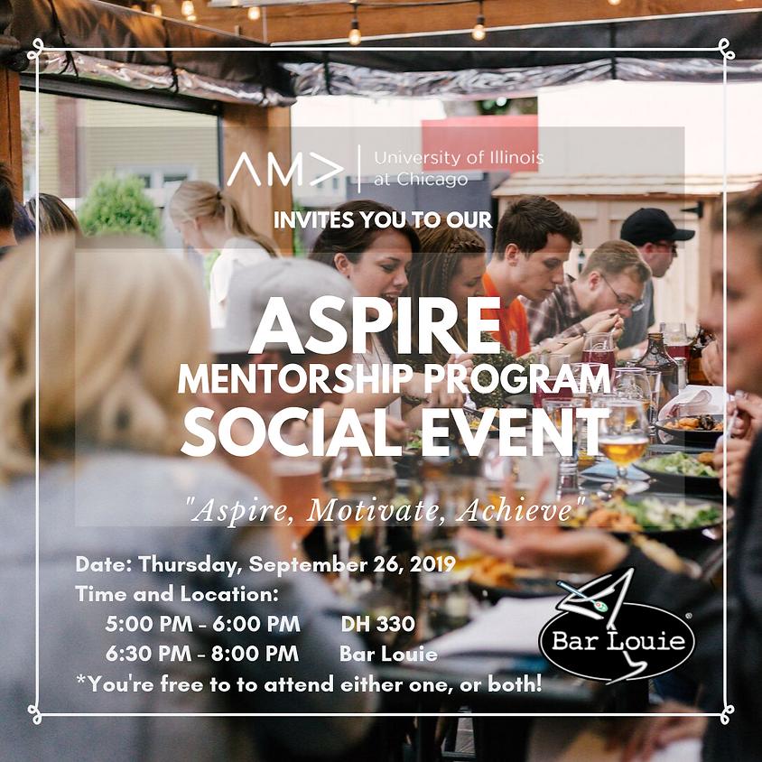 ASPIRE Social Event