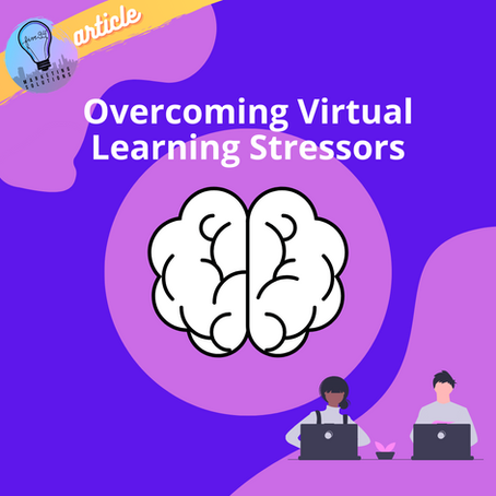 Overcoming Virtual Learning Stressors
