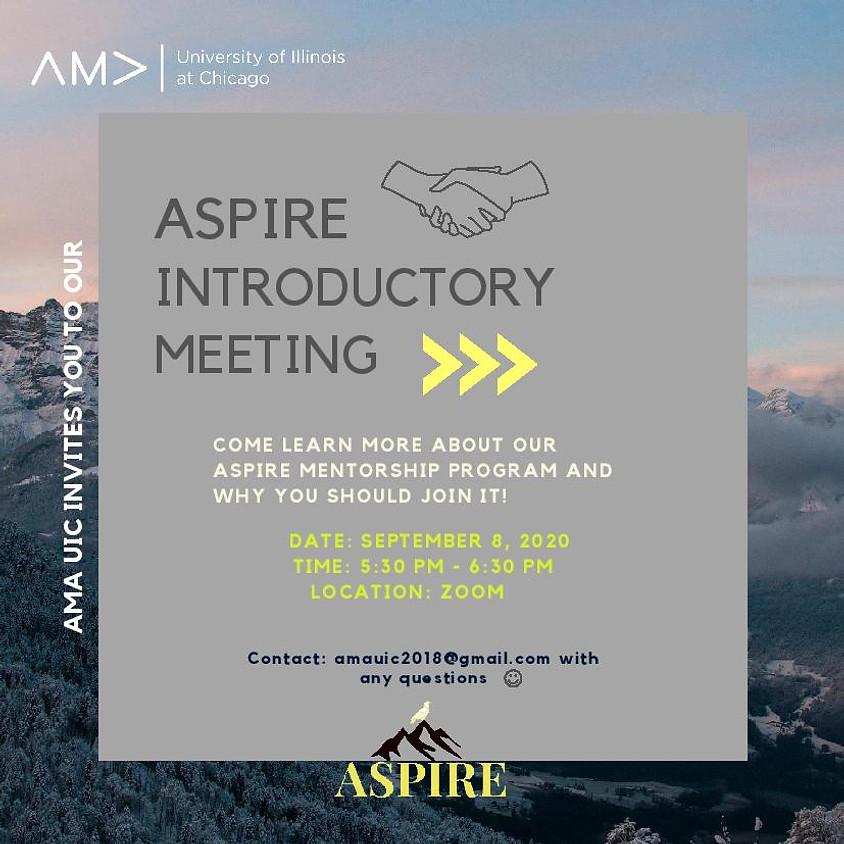 Aspire Intro Meeting