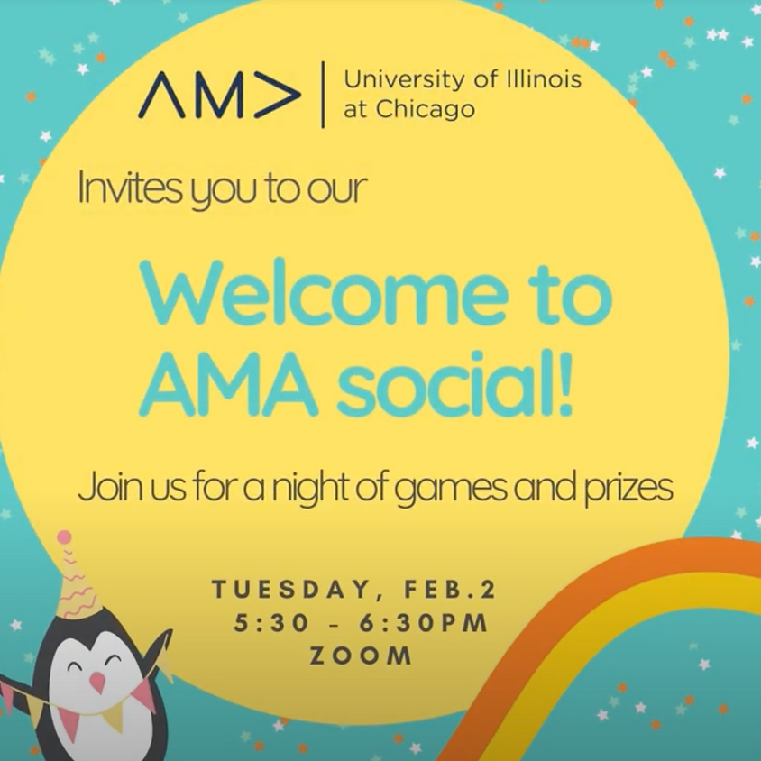 Welcome to AMA Social!