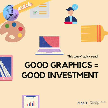 A Good Graphic Is a Good Investment