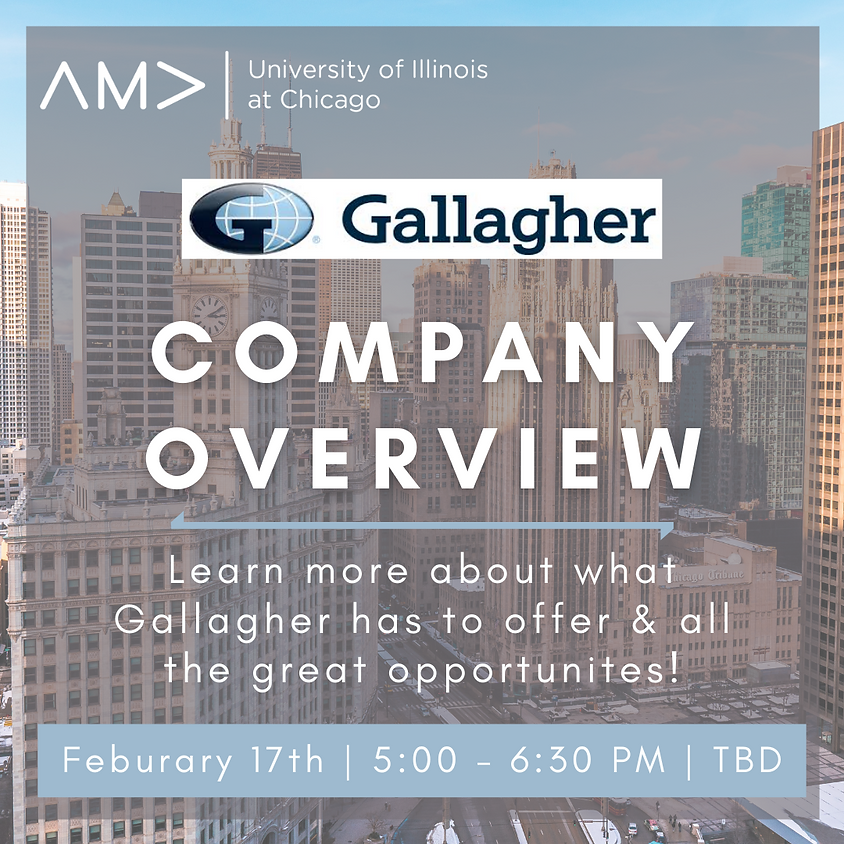 Gallagher Company Overview