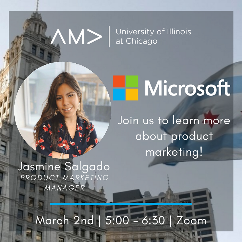 Jasmine Salgado Microsoft