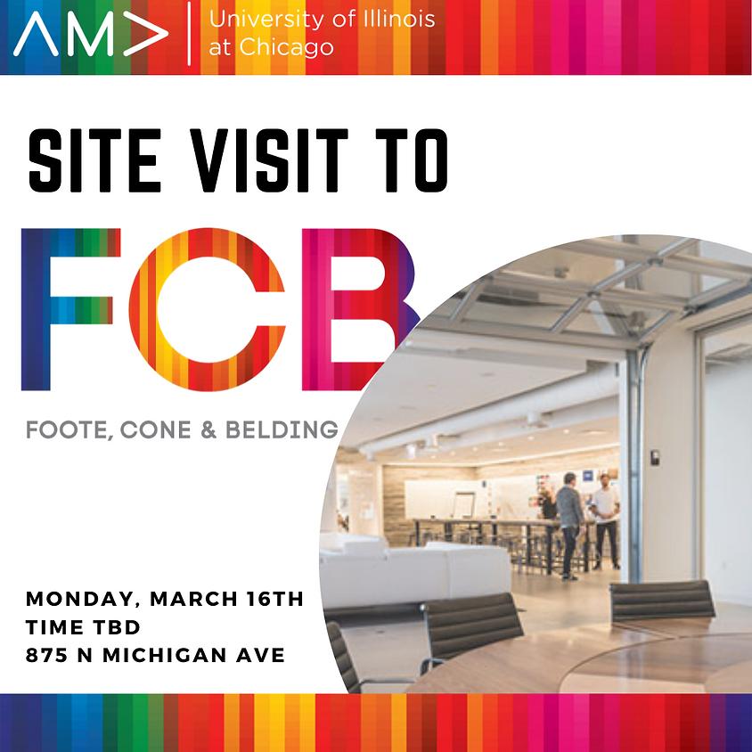 Site Visit to FCB