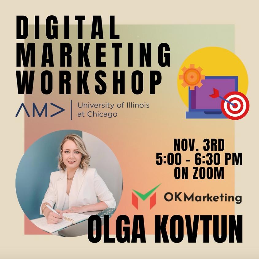 Olga Kovtun - OK Digital MKTG