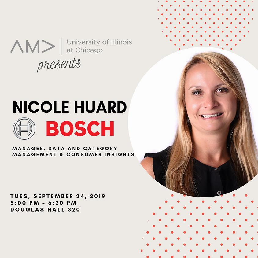 An Evening With Nicole Huard - Bosch USA