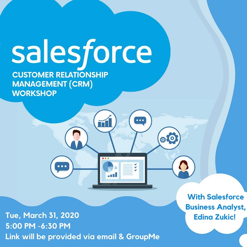 Customer Relationship Management Workshop - Salesforce