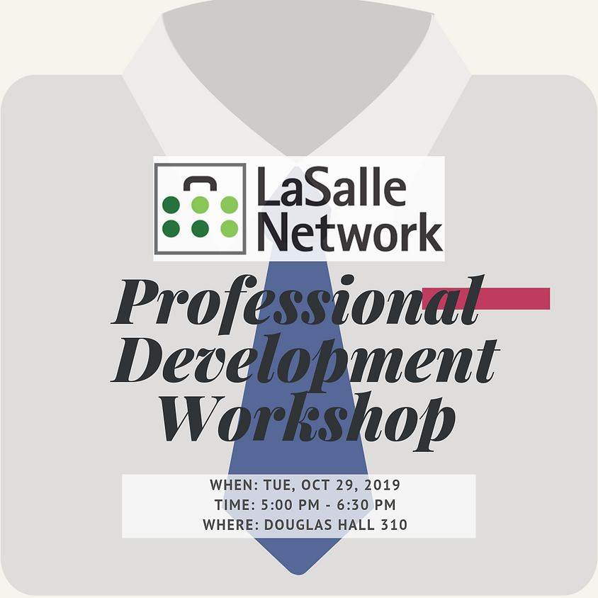 LaSalle Network Professional Development Workshop
