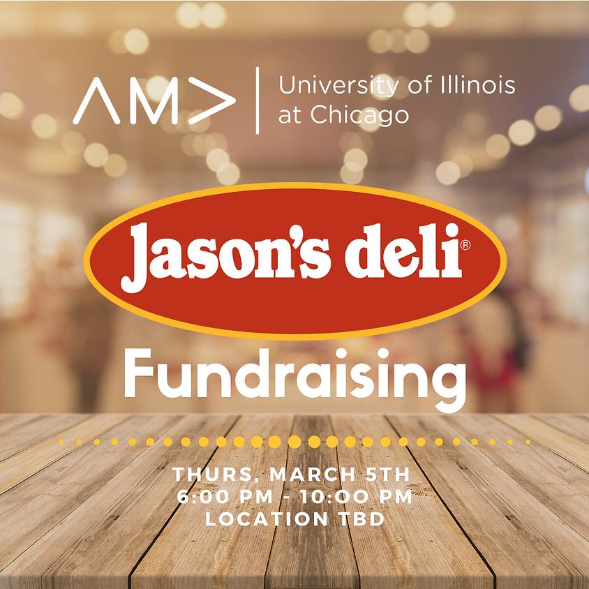 Jason's Deli Fundraiser
