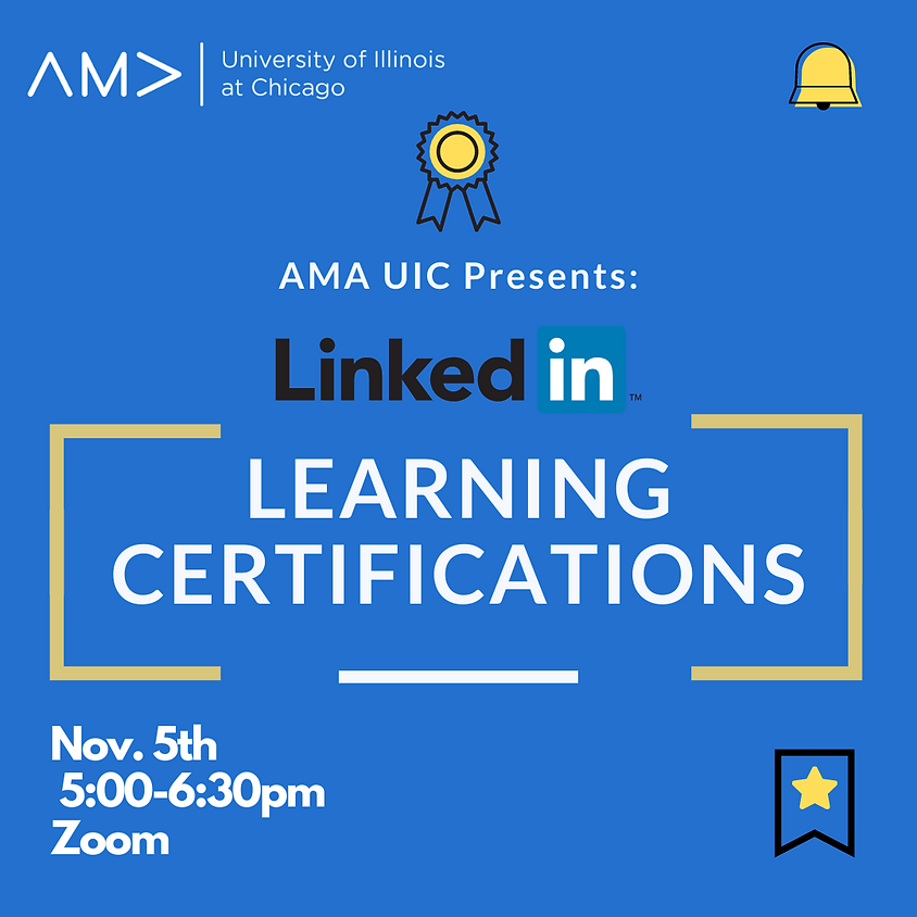 Linkedin Learning Certifications
