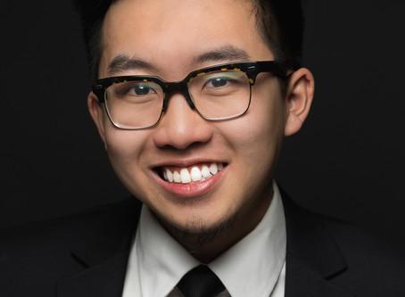 Alumni Johnny Fan is Achieving Great Things!