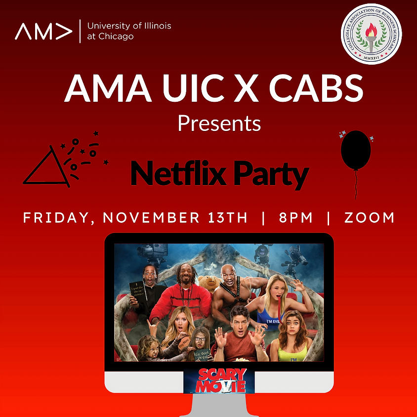 AMA X CABS Netflix Party