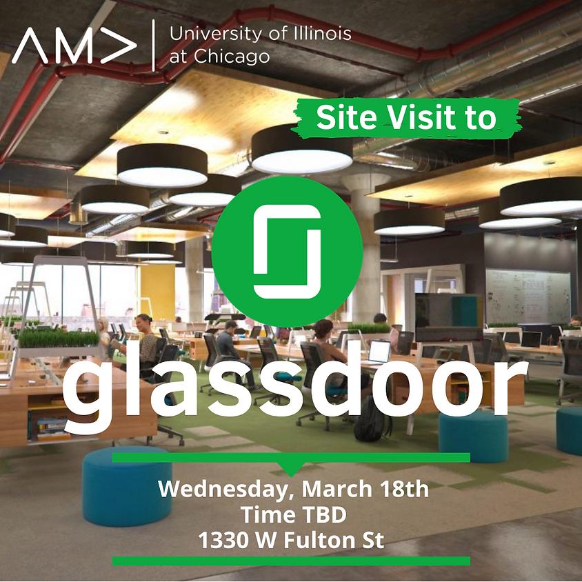 Site Visit to Glassdoor