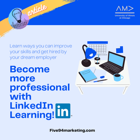 How to Become a Professional Through LinkedIn Learning