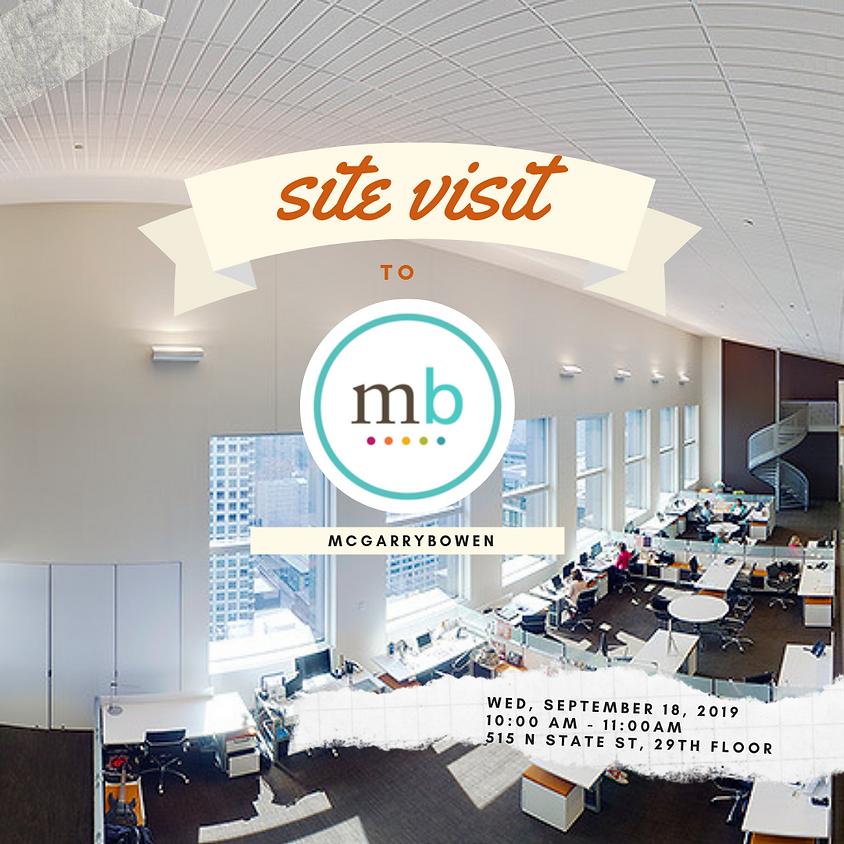 Site Visit to McGarryBowen