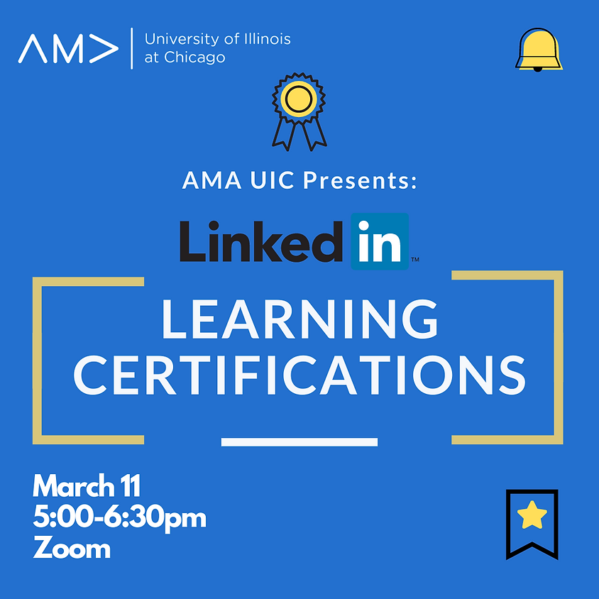 Linked in Learning Certification