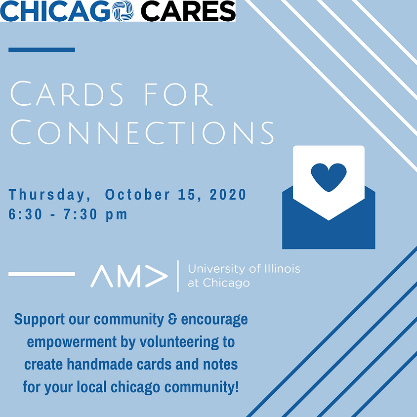 Cards for Connection - Volunteering