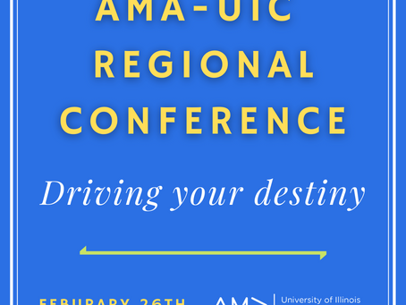 Sign up for the AMA-UIC Regional Conference!