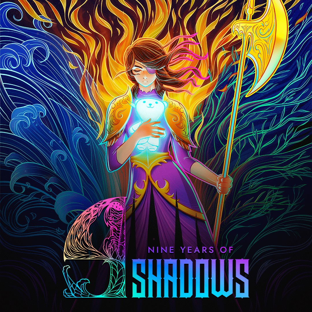 9 YEARS OF SHADOWS