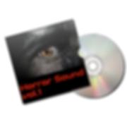 Horror sound vol.1 (ホラー効果音素材集)イメージ