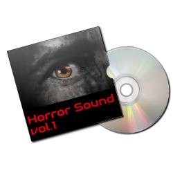 Horror sound vol.1 ホラー効果音素材集