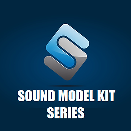 SOUND MODEL KIT SERIES ロゴ