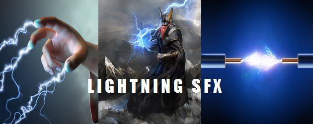 LIGHTNING SFX