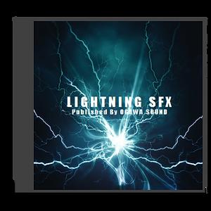 LIGHTNING SFX -雷撃・電撃効果音素材集-