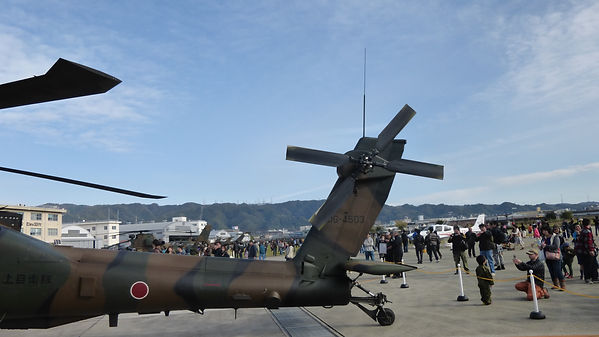 ヘリコプターのテイルローター
