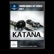 KATANA 刀効果音素材集イメージ