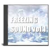 Freezing sound vol.1 氷魔法効果音素材集イメージ
