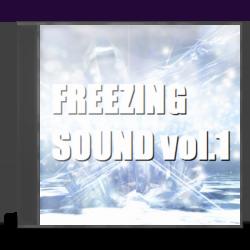 FREEZING SOUND vol.1 氷魔法効果音素材集