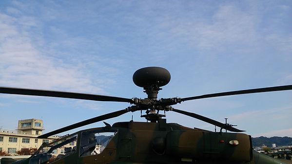 ヘリコプターのメインローター