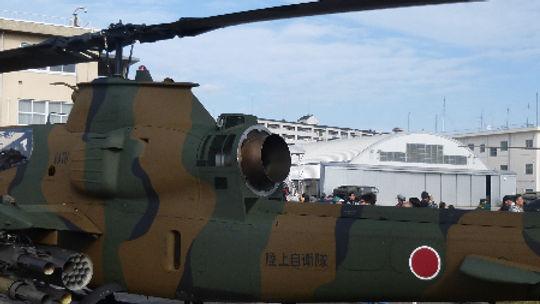 ヘリコプターのエンジン