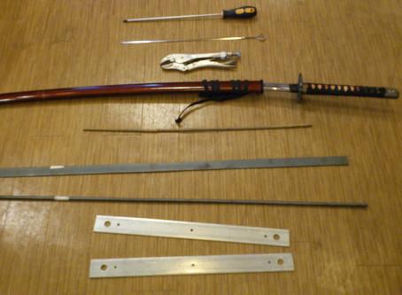 【制作現場】刀の音を作るための道具をご紹介!