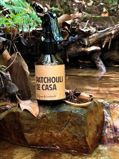 Patchouli de Casa - Perfume de Ambiente