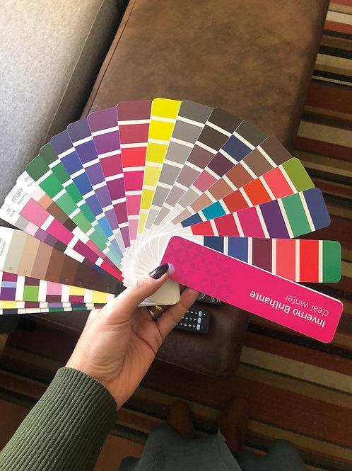 Análise de Coloração Pessoal - Sazonal Expandido