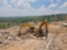 build worth africa caterpillar excavator breaker