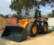 Hyundai cterpillar wheel loader construction equipment machinery