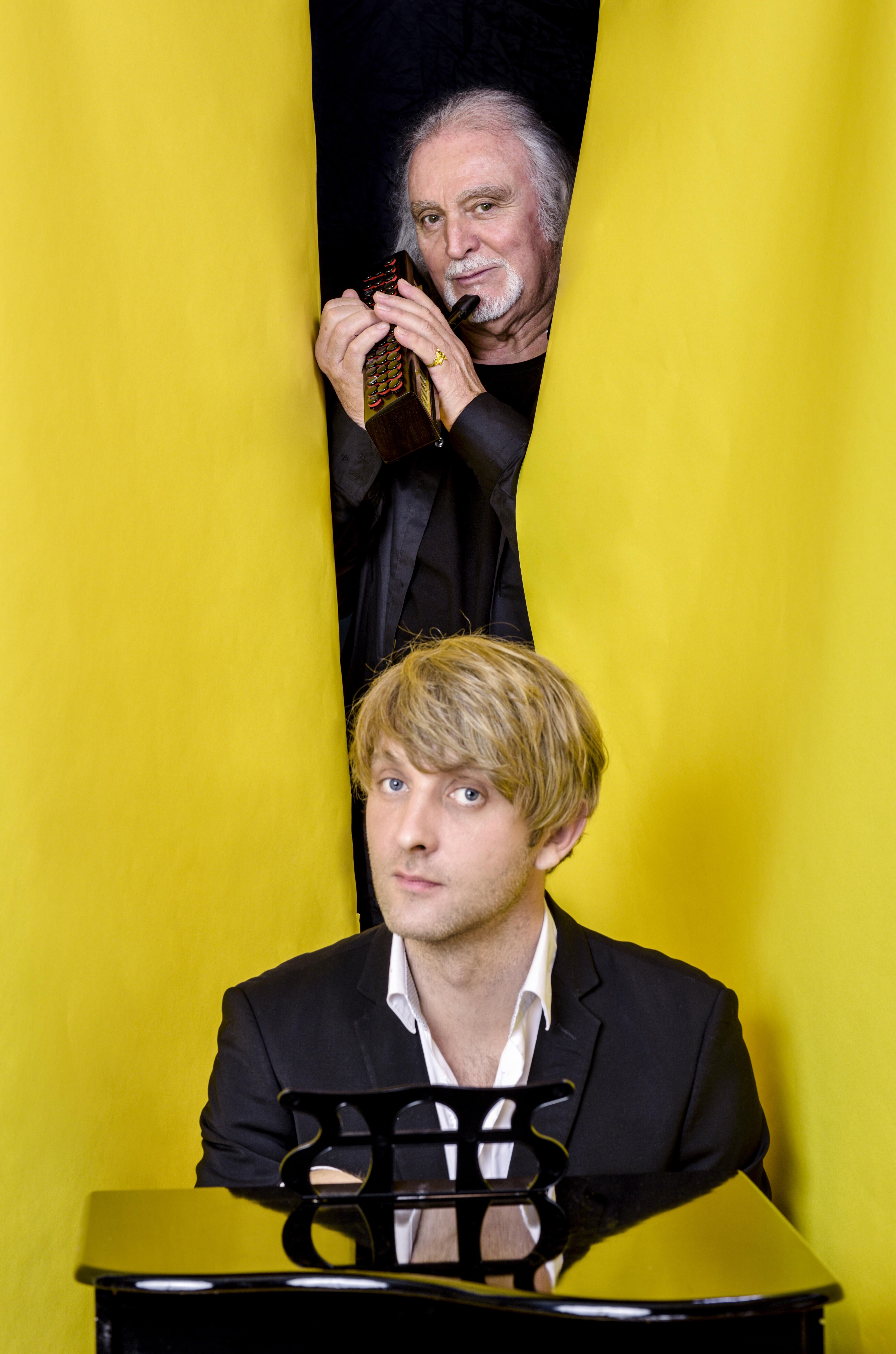 Le Grand Blond et L'acordeoniste_XAP9091