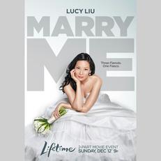 Lucy Liu Marry Me