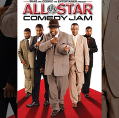 Shaquille O'Neal Presents: All Star Comedy Jam