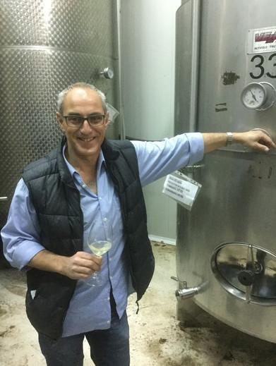 Raffaele in cantina.JPG
