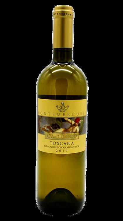 """Caduceo"" IGT Toscana Bianco 2019 - Montemercurio"