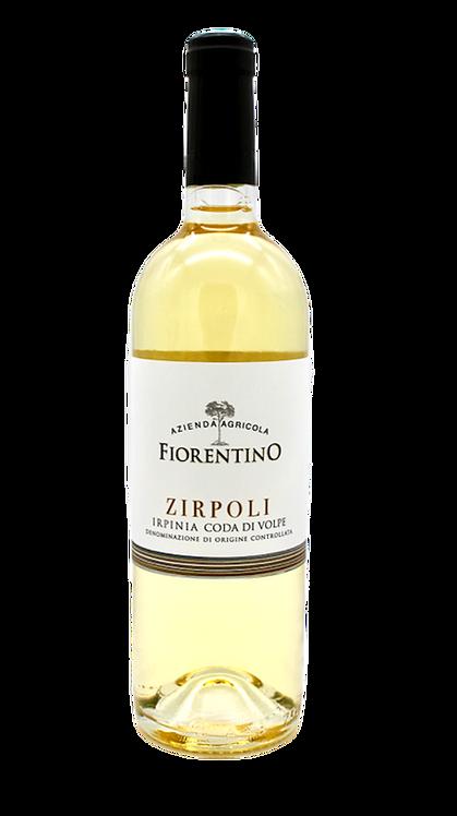 """""""Zirpoli"""" Coda di Volpe 2019 - Fiorentino"""