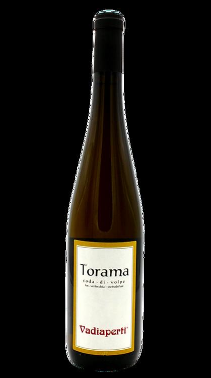 """""""Torama"""" Coda di Volpe 2018 - Traerte"""
