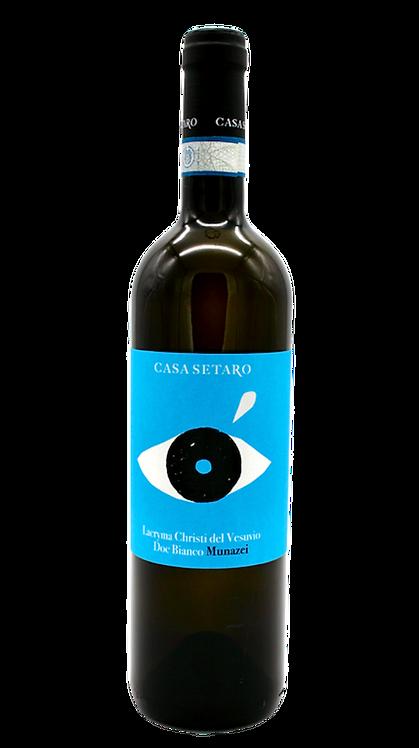 Munazei Bianco Lacryma Christi 2019 - Casa Setaro