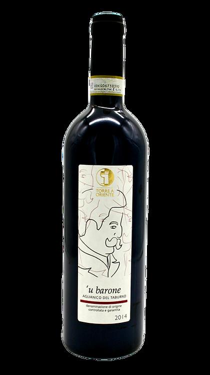 """""""U'Barone"""" Aglianico del Taburno 2014 - Torre A Oriente"""