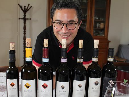 Das Weingut Bocale in Umbrien